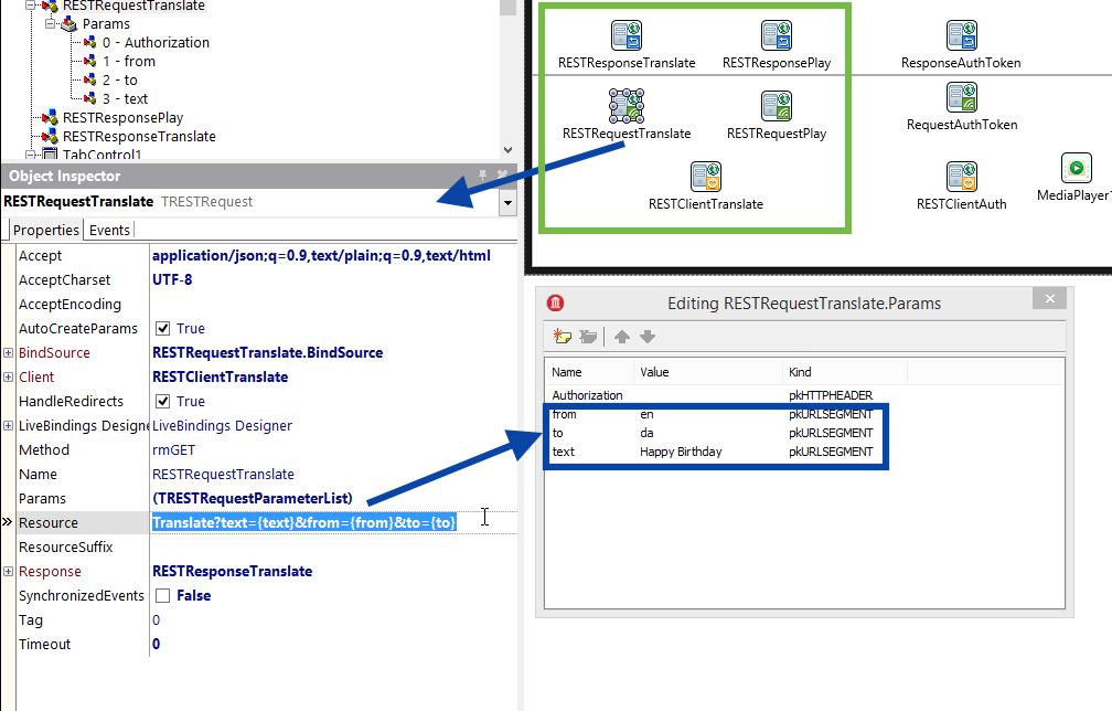 TranslateAPI_Delphi_Component_Setup