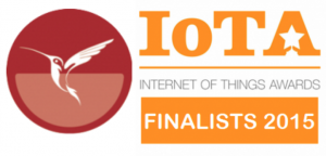 InterBase IoTA Awards Finalist 2015