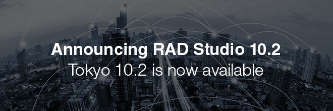 RAD Studio 10 2 - Available today with Linux for Delphi • DelphiABall